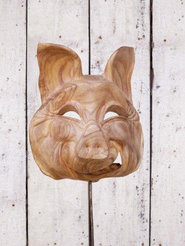 Une vraie tête de cochon, celui-là !